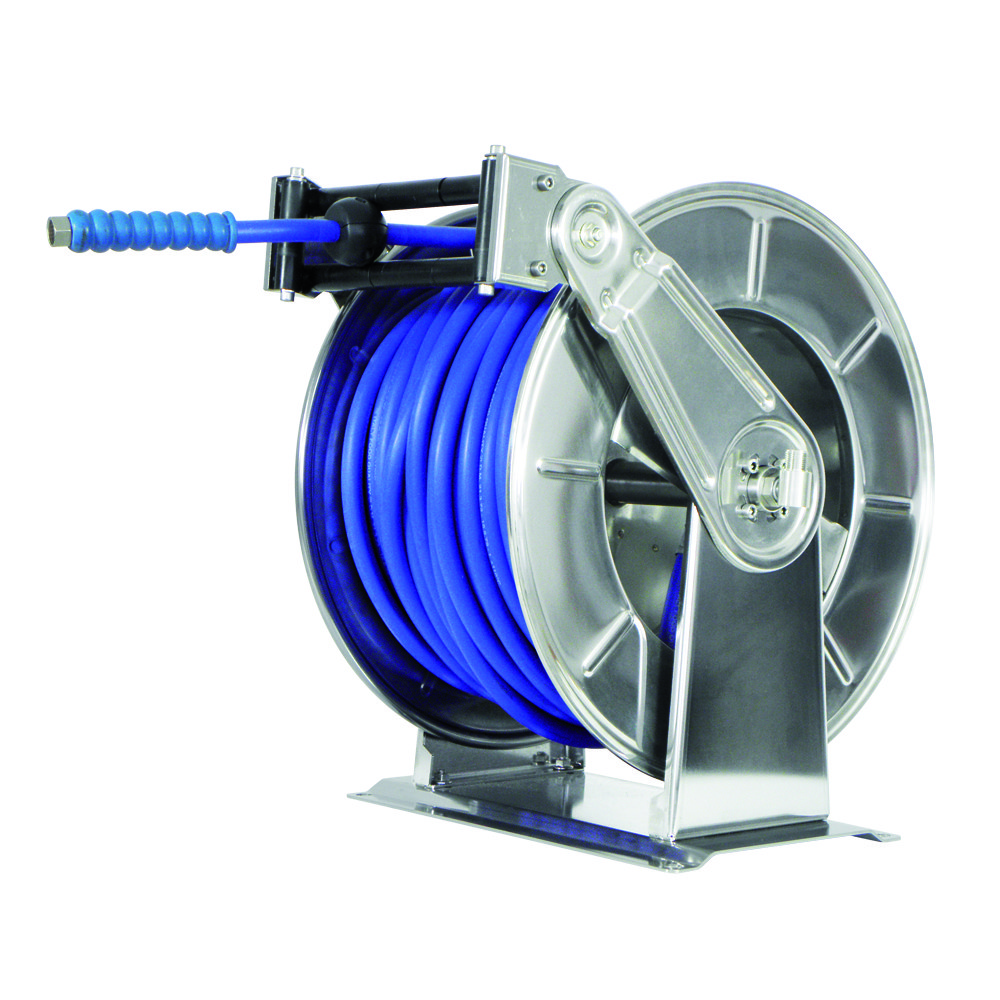 AV6200 - Hose reels Water Standard Pressure 0-200 Bar/0-2900 PSI