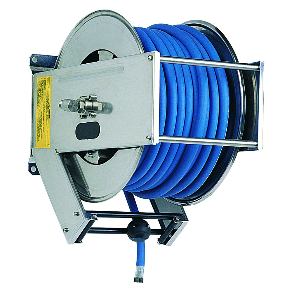 AV4000 400 - Hose reels for Water -  High Pressure up to 400 BAR/5800 PSI