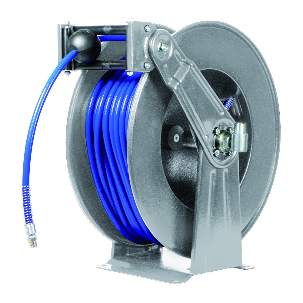 AV830 400 - Hose reels for Water -  High Pressure up to 400 BAR/5800 PSI