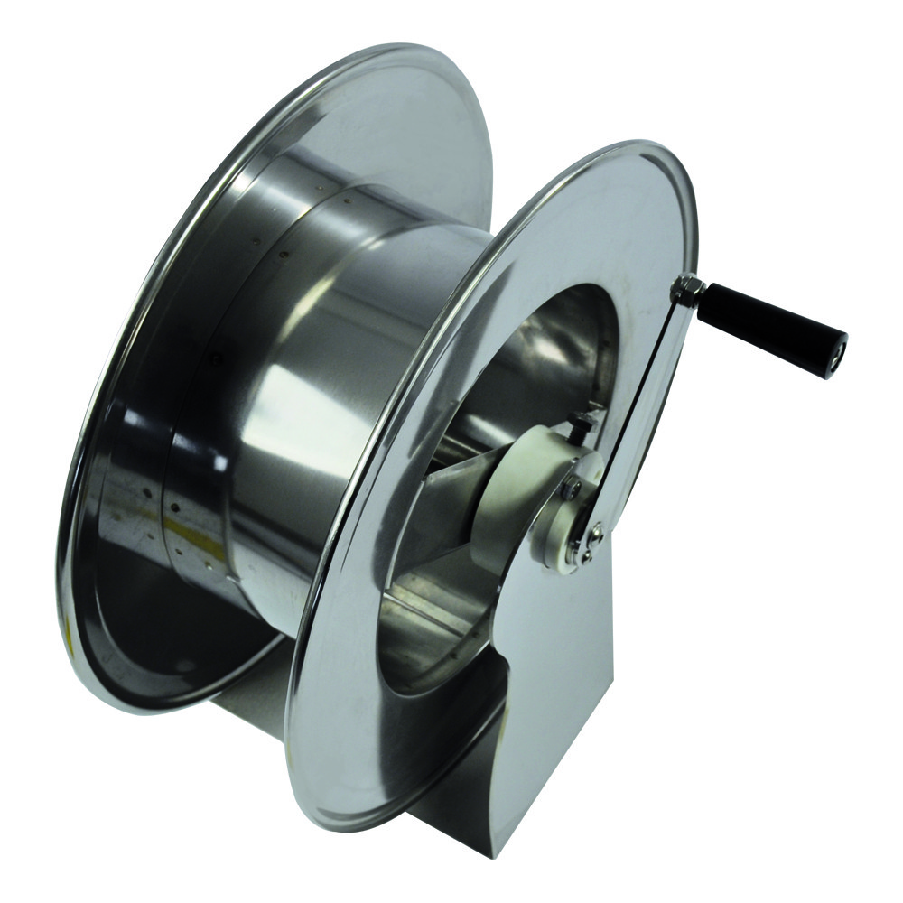 AVM9810 600 - Hose reels for Water - High Pressure up to 600 BAR/8700 PSI