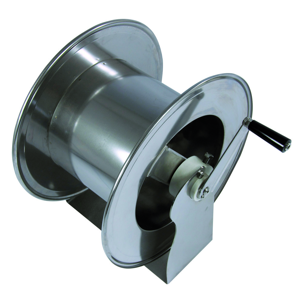 AVM9812 600 - Hose reels for Water - High Pressure up to 600 BAR/8700 PSI