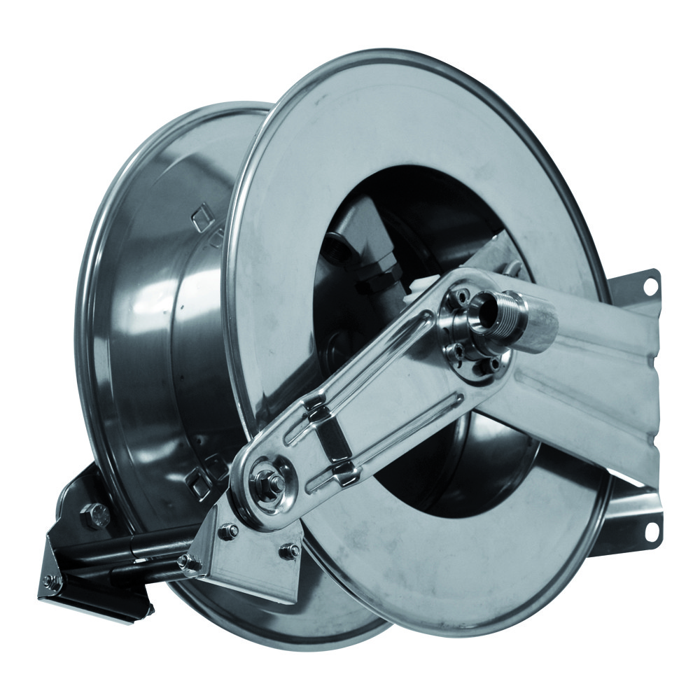 AV817 - Hose reels for Water - High Flow 0-100 BAR/ 0-1450 PSI