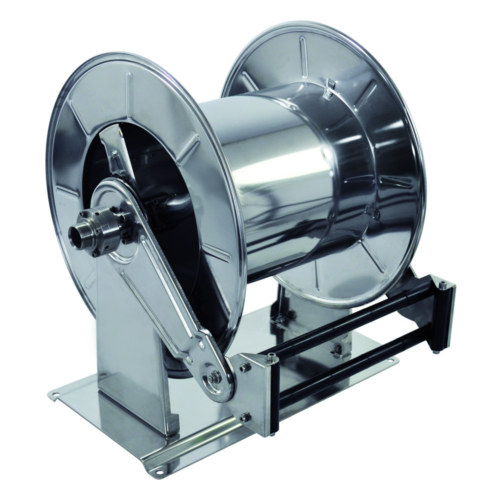 AV6002 - Hose reels for Water - High Flow 0-100 BAR/ 0-1450 PSI