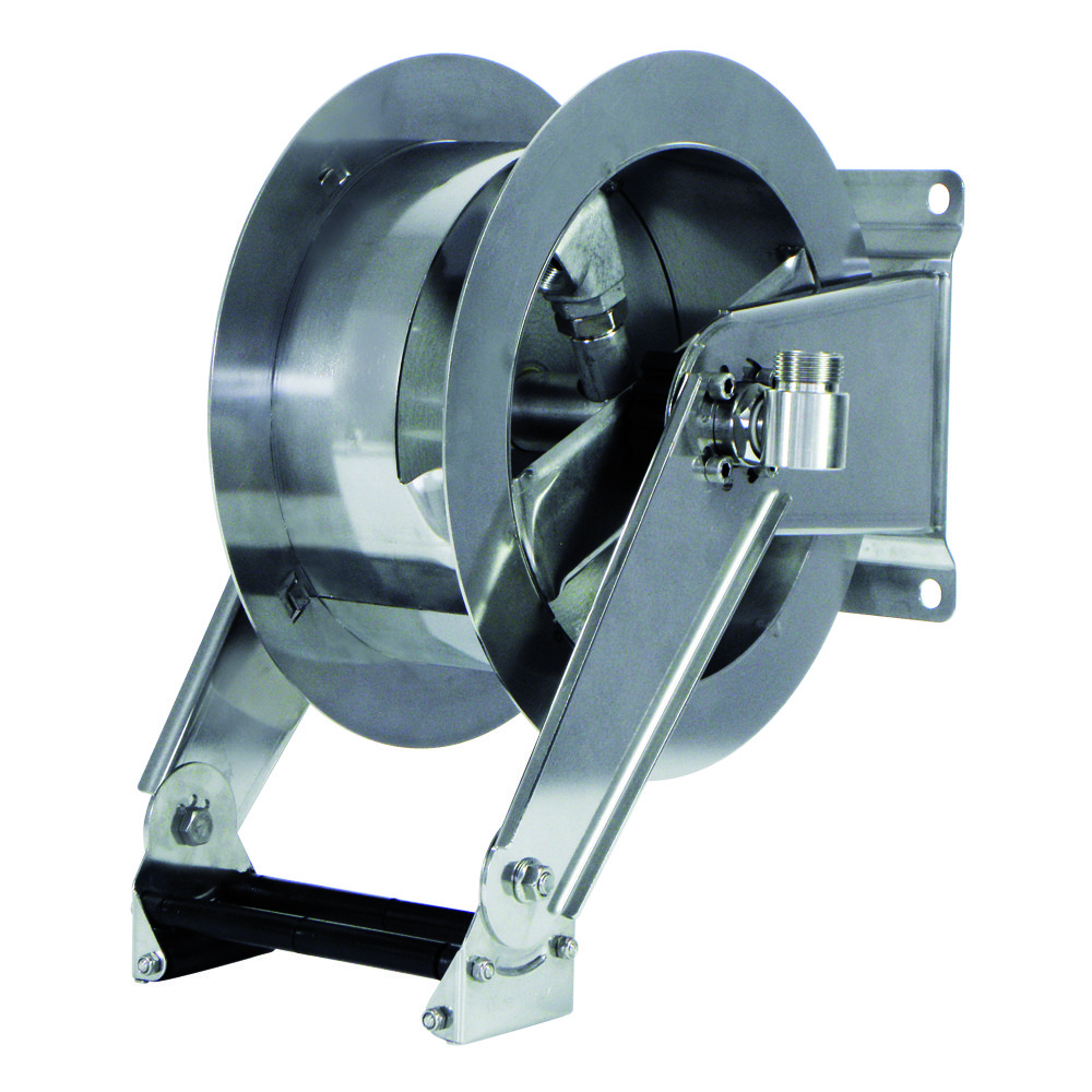 AVATK 1 - Hose reels for Water - High Flow 0-100 BAR/ 0-1450 PSI