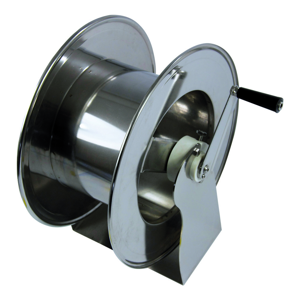AVM9815 - Hose reels for Water - High Flow 0-100 BAR/ 0-1450 PSI