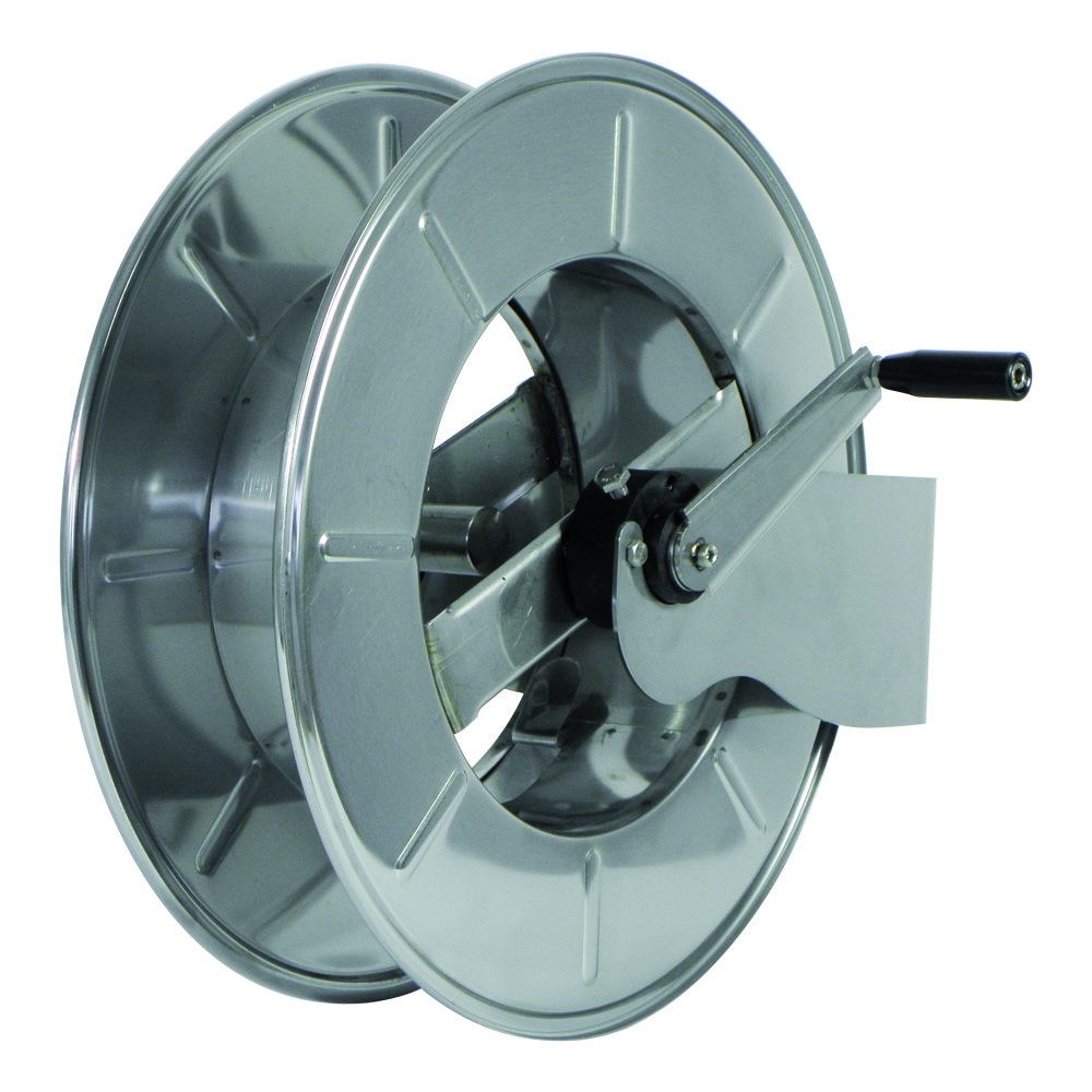 AVM9922 - Hose reels for Water - High Flow 0-100 BAR/ 0-1450 PSI