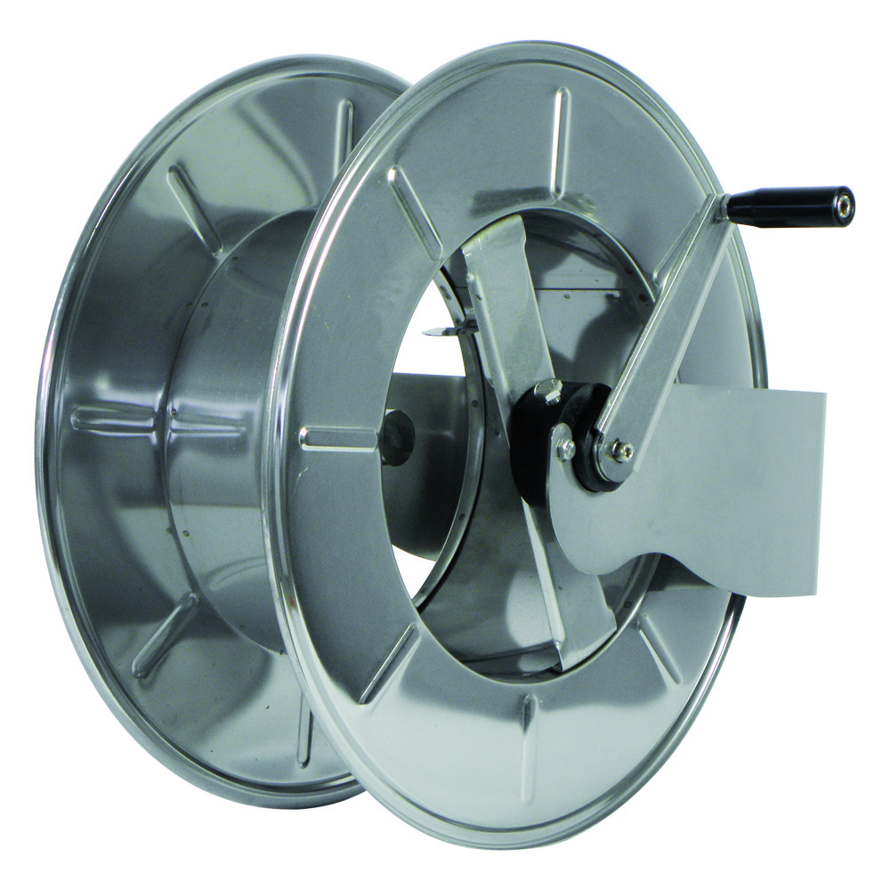 AVM9923 - Hose reels for Water - High Flow 0-100 BAR/ 0-1450 PSI