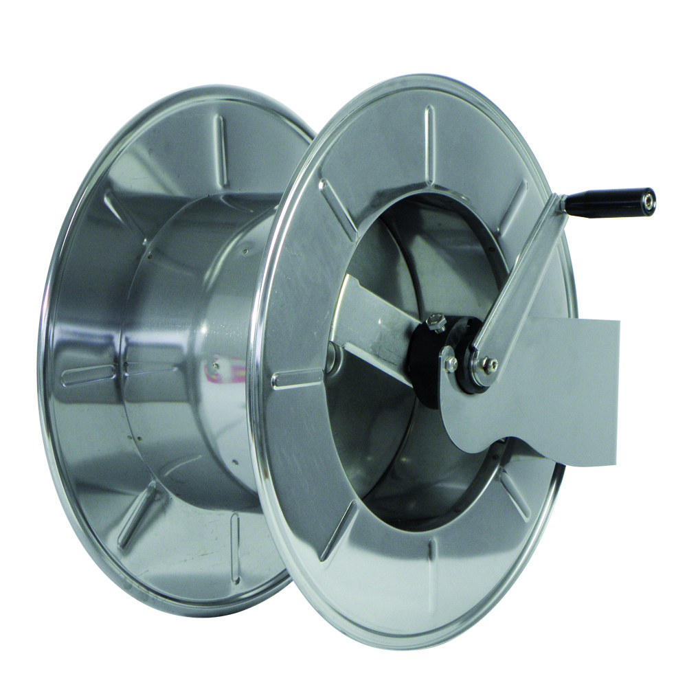 AVM9924 - Hose reels for Water - High Flow 0-100 BAR/ 0-1450 PSI