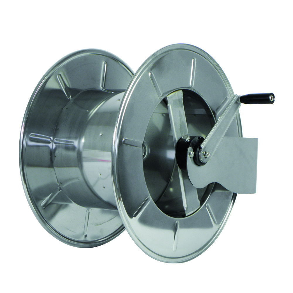 AVM9925 - Hose reels for Water - High Flow 0-100 BAR/ 0-1450 PSI