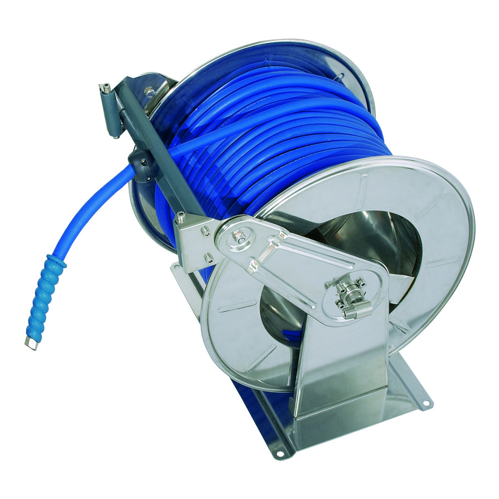 AVEK 0 - Electric Motor Driven hose reels (12 V - 24 V - 230 V - 400 V)