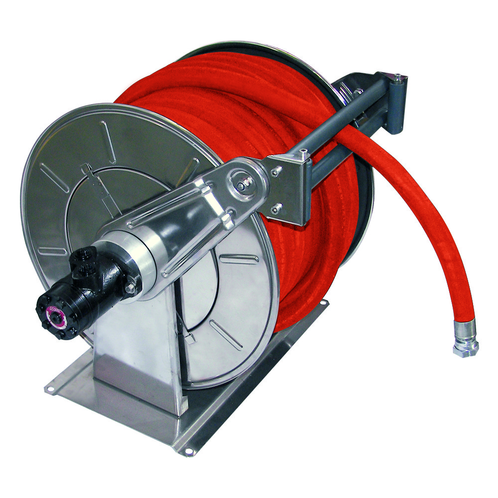 AV6500 1000 - Hose reels for Water - High Pressure 1000 BAR/14500 PSI