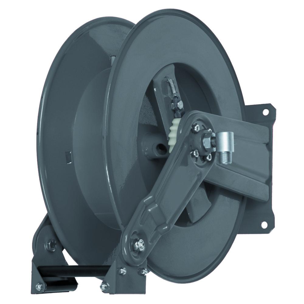 AV1100 OG - Oil 400 BAR/5800 PSI - Grease 600BAR/8700 PSI -  Hose Reels