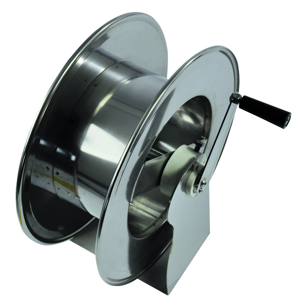 AVM9814 GZ - Hose reels for Gasoline - Gas - Aviation Fuel - Explosive Fluids