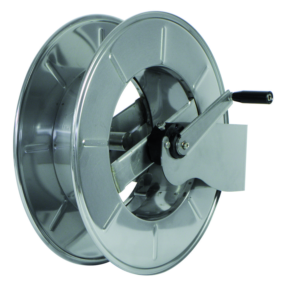AVM9922 GZ - Hose reels for Gasoline - Gas - Aviation Fuel - Explosive Fluids