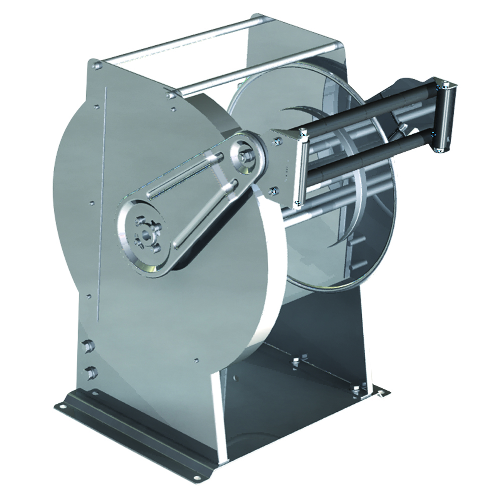 AVEK 4 - Electric Motor Driven hose reels (12 V - 24 V - 230 V - 400 V)