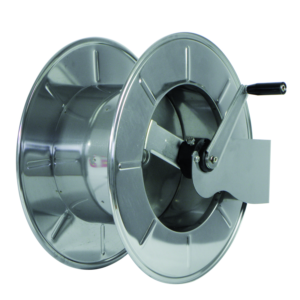 AVM9920 400 - Hose reels for Water -  High Pressure up to 400 BAR/5800 PSI
