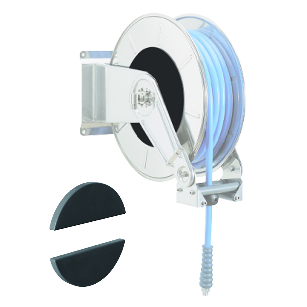 CO-600 - Hose reels for Water - High Pressure up to 600 BAR/8700 PSI