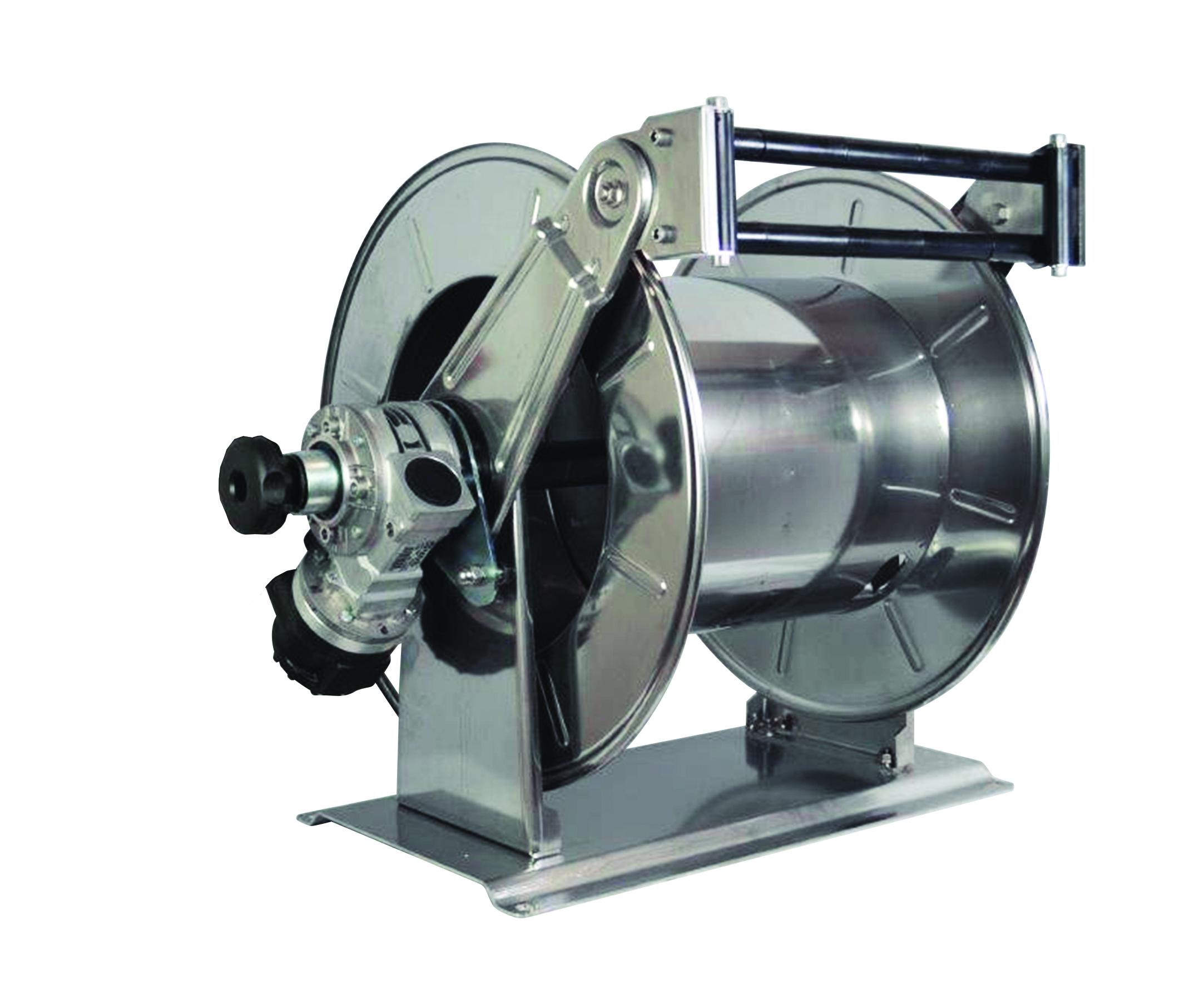 AVPN 0 - Pneumatic Motor Driven hose reels