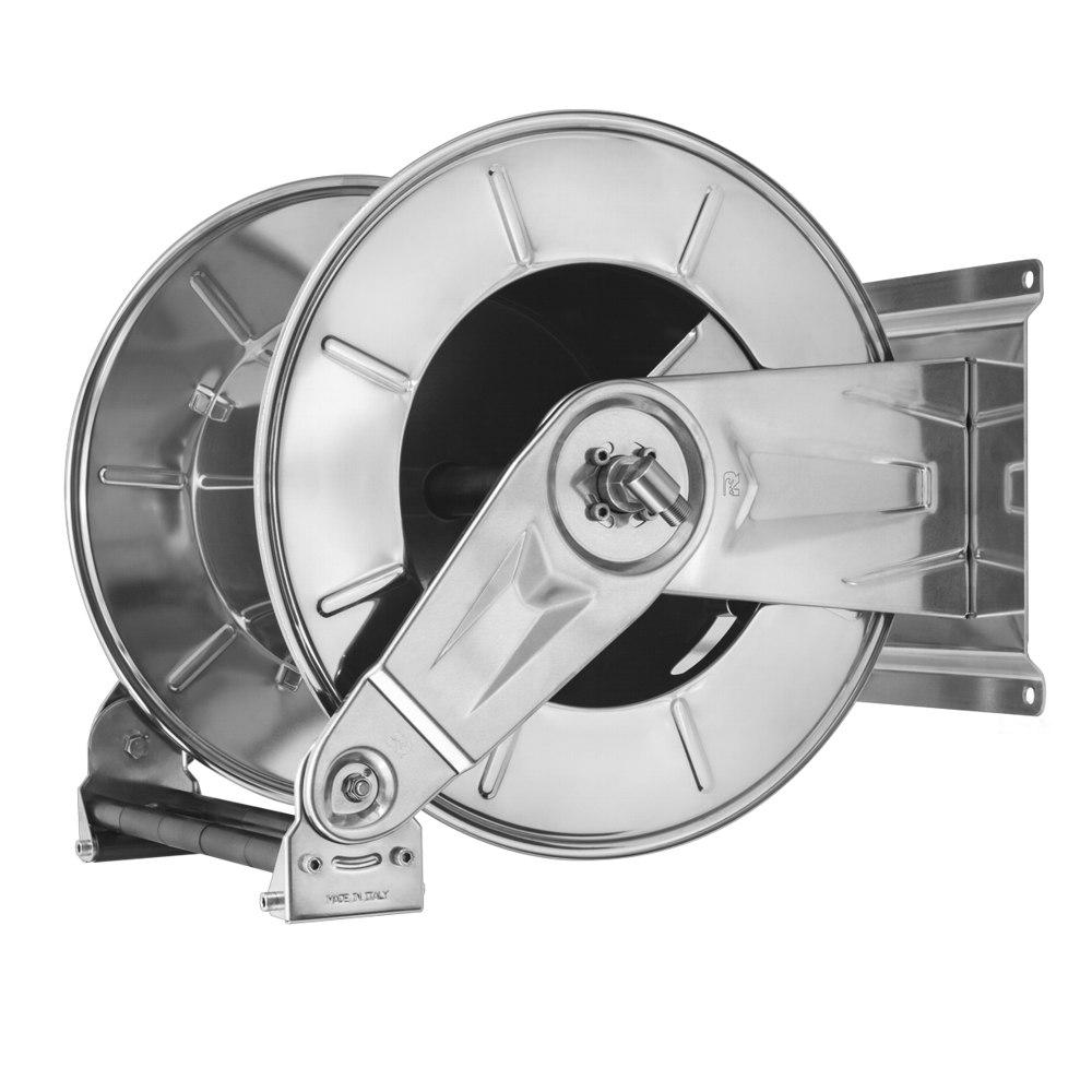 HR6400 BK - Hose reels Water Standard Pressure 0-200 Bar/0-2900 PSI