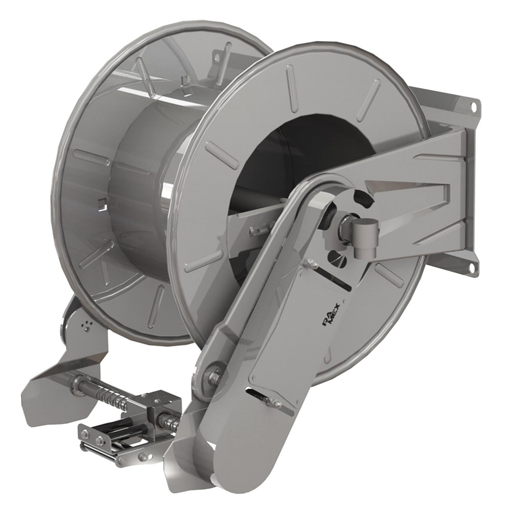 HR6200 HD - Hose reels Water Standard Pressure 0-200 Bar/0-2900 PSI