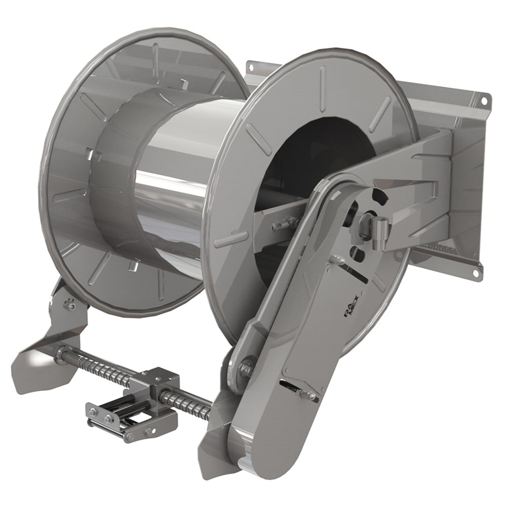 HR6000 HD - Hose reels Water Standard Pressure 0-200 Bar/0-2900 PSI