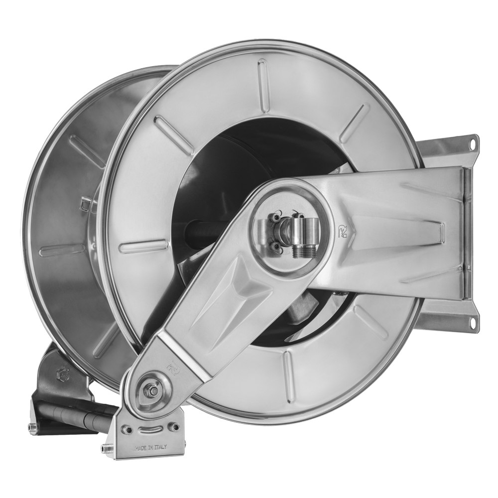 HR6400 400 - Hose reels for Water -  High Pressure up to 400 BAR/5800 PSI
