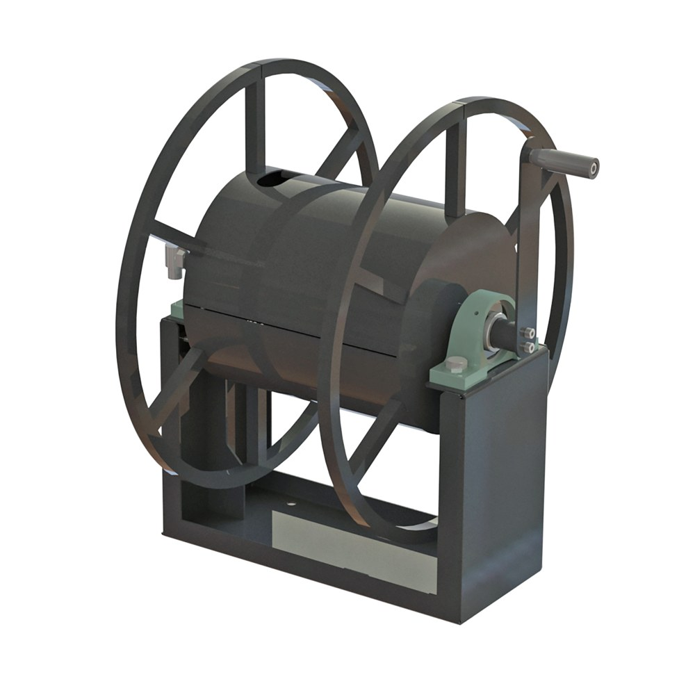AVM8000 600 - Hose reels for Water - High Pressure up to 600 BAR/8700 PSI